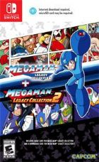 Switch Mega Man Legacy Collection 1+2